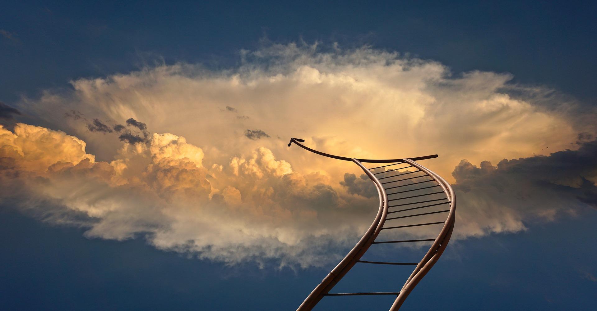 merdevine do oblaka