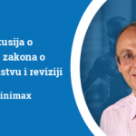 Diskusija o Nacrtu zakona o računovodstvu i Nacrtu zakona o reviziji sa Zoranom Petrovićem